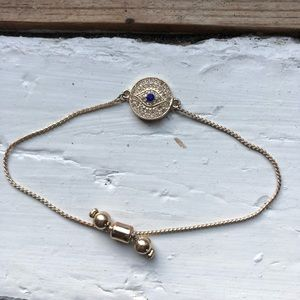 Disney evil eye bracelet